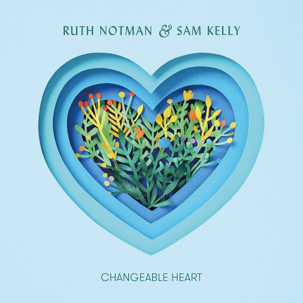 Ruth Notman and Sam Kelly